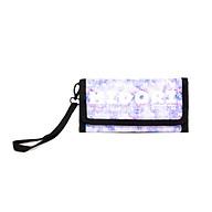 Ví dài Bóp đựng tiền thời trang Unisex Long Wallet - Midori Wallet - Xanh navi - Dài thumbnail