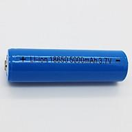 Pin sạc 3.7V 18650 5000mAh cho sạc dự phòng, đèn pin, đồ chơi thumbnail