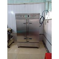 Tủ nấu cơm gas điện 100kg thumbnail