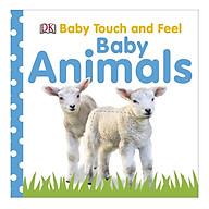 Baby Touch and Feel Baby Animals thumbnail
