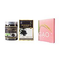 Thực phẩm bảo vệ sức khỏe Chiết xuất Hà thủ ô đỏ Phạm Gia Gold 3+ tặng kèm 1 hộp mặt nạ Gạo MOI thumbnail
