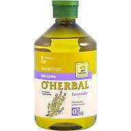 Sữa tắm thư giãn chiết xuất Lavender O herbal thumbnail