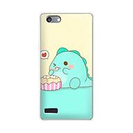 Ốp lưng điện thoại Oppo Neo 7-A33 - 01098 7872 DINOSAURS03 - Silicon dẻo - Hàng Chính Hãng thumbnail