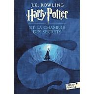 Truyện đọc Pháp - Harry Potter - Tome 2 - Harry Potter Et La Chambre Des Secrets thumbnail