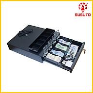 Két đựng tiền, ngăn kéo thu ngân SUSUTO - hàng chính hãng QY-338 thumbnail