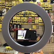 Bộ Đèn Led tròn LiveStream 33CM - Trang điểm - Chụp ảnh - Xăm nghệ thuật - Siêu sáng thumbnail