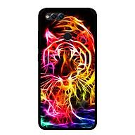 Ốp lưng cho điện thoại Huawei Honor 7X - 0262 TIGER02 - Viền TPU dẻo - Hàng Chính Hãng thumbnail