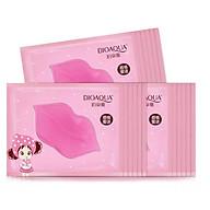 Mặt nạ dưỡng môi, giảm thâm và giúp căng mọng môi BIOAQUA (10 miếng) thumbnail