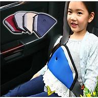 Bọc đai an toàn trên ô tô cho bé - Màu ngẫu nhiên thumbnail