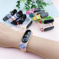Đồng hồ điện tử dành cho bé đeo tay Zgo Disney màn hình Led đáng yêu (Giao màu ngẫu nhiên) thumbnail