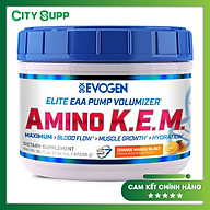 AMINO K.E.M Năng lượng tập luyện vô tận cao cấp nhất (Mùi Oranage Mango Blast) thumbnail
