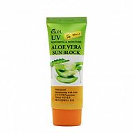 Kem chống nắng soothing & moisture aloe vera sun block thumbnail