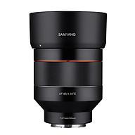 Ống kính Samyang AF 85mm F 1.4 for Sony E - Hàng chính hãng thumbnail