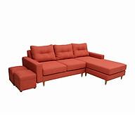 Sofa Nỉ Juno V9.SF.08 220 x 160 x 80 cm thumbnail