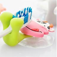 Kẹp Bàn Chải Đánh Răng Hình Thú Ngộ Ngĩnh (Giao Màu Ngẫu Nhiên) thumbnail