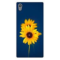 Ốp lưng dẻo cho điện thoại SONY Z5 _0340 SUNFLOWER07 thumbnail