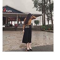 Chân váy DẬP LY dài duyên dáng, thướt tha cho nữ thumbnail