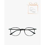 aojo - Gọng kính tròn thời trang FACLS1025-C01 thumbnail