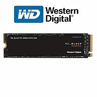 Ổ Cứng gắn trong SSD WD Black SN850 M2 PCIe 4.0 - Hàng Nhập Khẩu thumbnail