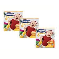 [combo 3 gói] Tã quần Drypers Drypantz M 60 miếng (6 - 12kg) thumbnail