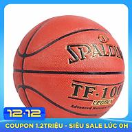 Quả Bóng Rổ Spalding Size Số 7 Tiêu Chuẩn Thi Đấu NBA Cao cấp thumbnail