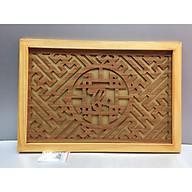 Tấm chống ám khói chữ Thọ ( trang trí lắp trên ban thờ treo tường ) thumbnail