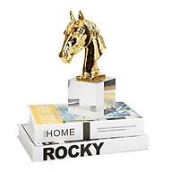 Tượng Ngựa Vàng Phong Thuỷ 3-D-C12-T3120 thumbnail