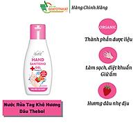 Gel Rửa Tay Khô Thebol Hương Dâu 100ml thumbnail