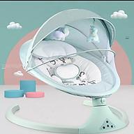 Nôi rung tự động nhỏ gọn an toàn cho trẻ em - NH456 thumbnail
