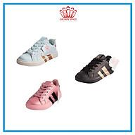 Combo 3 Đôi Giày Sneaker Crown Space Chất Liệu Da Cao Cấp CRUK215 thumbnail