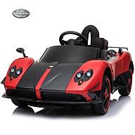 Ô tô xe điện siêu thể thao FERRALI SX1788 cho bé ghế da bánh cao su cao cấp ( Đỏ-Trắng-Vàng) thumbnail