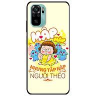 Ốp lưng dành cho Xiaomi Redmi Note 10 - Redmi Note 10 Pro - mẫu Mập Tấp Người Theo Nữ thumbnail