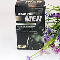 Thực phẩm bảo vệ sức khỏe viên uống KIOKING MEN - Giúp bổ thận, tráng dương, tăng cường sinh lực phái mạnh thumbnail