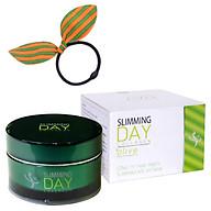 Kem Tan Mỡ Slimming Day Collagen, Tặng Kèm Cột Tóc Tai Thỏ Màu Ngẫu Nhiên thumbnail