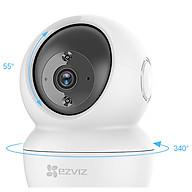 Camera Wifi - Camera Ip Trong Nhà EZVIZ C6N 1080P - Đàm Thoại 2 Chiều - Xoay 360 Độ Theo Chuyển Động - Hàng nhập khẩu thumbnail