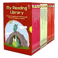 Usborne My Reading Library - Bộ Đỏ 50 cuốn thumbnail