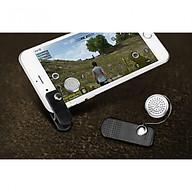 Nút Bấm Chơi Game PUBG Mobile Joystick M6 Kẹp Dọc Chơi Liên Quân Mobile thumbnail