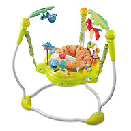 Ghế nhún Konig Kids có đèn, nhạc và thanh đồ chơi (màu ngẫu nhiên) thumbnail