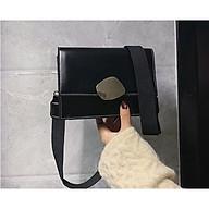 Túi đeo chéo nữ khóa đồng thời trang 298 thumbnail
