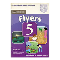 Cambridge Young Learner English Test Flyers 5 Student Book thumbnail