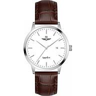 Đồng hồ nam dây da SRWATCH SG3001.4102CV thumbnail