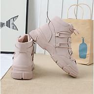 Giày Nữ Giày Boost Cổ Cao Sneaker Mới nhất 2021 MPS177 - Mery Shoes thumbnail