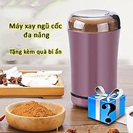 Máy xay ngũ cốc đa năng - Xay bột cafe, gạ, đậu... [Cao Cấp] - Tặng kèm quà bí ẩn thumbnail