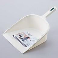 Bộ 2 ky hốt rác nhựa cao cấp tiện dụng (màu trắng) - Hàng nội địa Nhật thumbnail