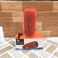 Loa Bluetooth WAN Charge mini 3+ A3 (Màu đỏ), nghe nhạc hay pin trâu - Hàng chính hãng thumbnail