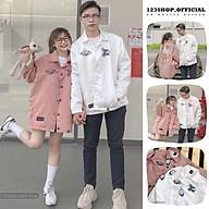 Áo Khoác Dù Chống Nắng dành cho nam nữ và cặp đôi Có 2 Màu, Unisex Form Rộng ANGLE LAND Jacket Ulzzang thumbnail