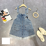 Quần yếm nữ Julido Store, mẫu yếm ngắn theo xu hướng mới nhất YN04 thumbnail