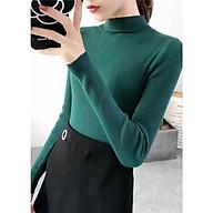 Áo len nữ công sở, chất liệu mêm mát, kiểu dáng trẻ trung thumbnail