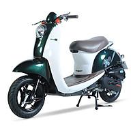 Xe ga 50cc Scoopy màu xanh bộ đội thumbnail