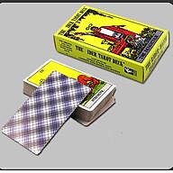 Bộ Bài Bói The Rider Waite Tarot English bản mới kèm quà tặng thumbnail